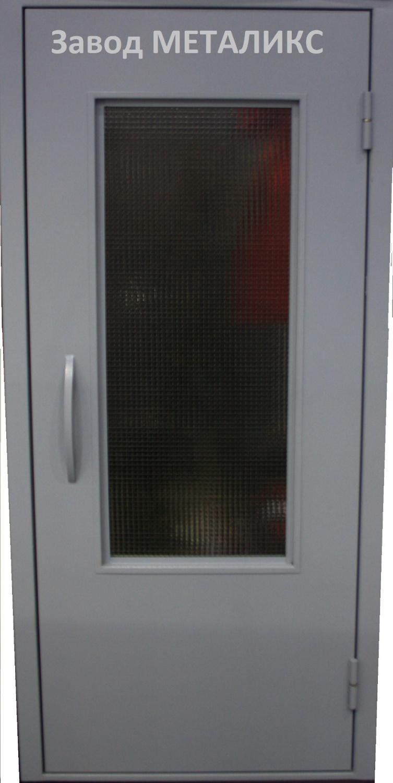 дверь стальная 1100 2100