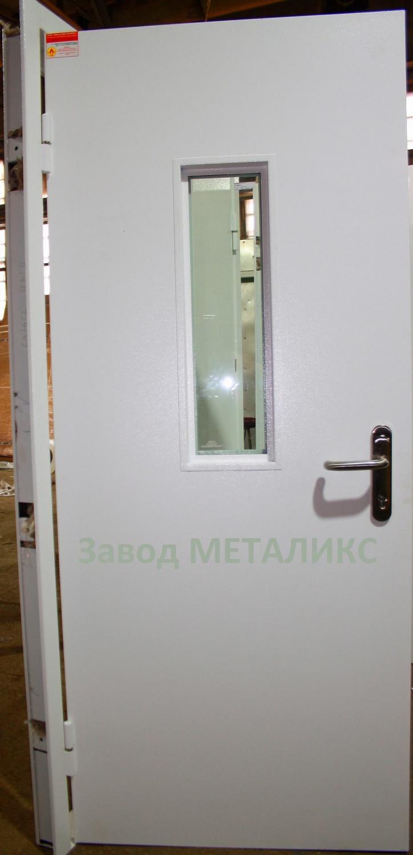 дверь металлическая противопожарная прайс