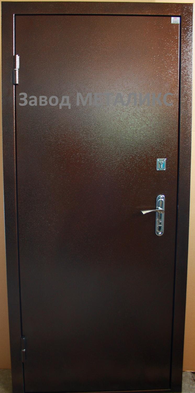 стальная дверь для щитовых